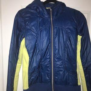 Pristine lululemon coat